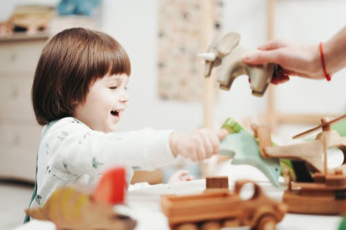 Why Should Parents Pick Wooden Toys Over Plastic Toys?