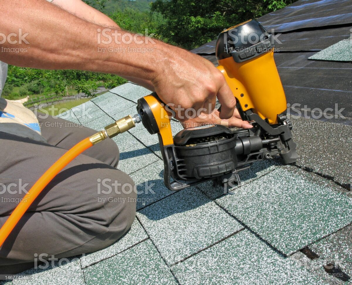 The Type of Nailer You Need for Your Work