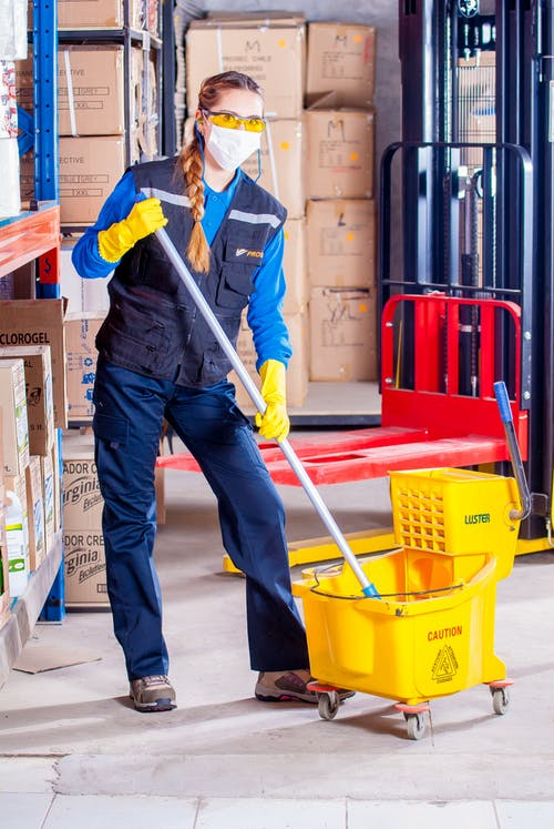 Here are three reasons to hire cleaning services for your company!