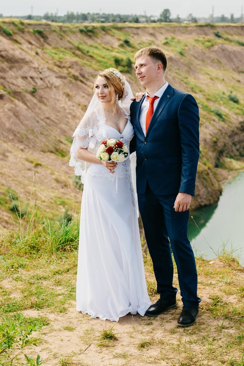 Advice for the bride and groom about their upcoming wedding