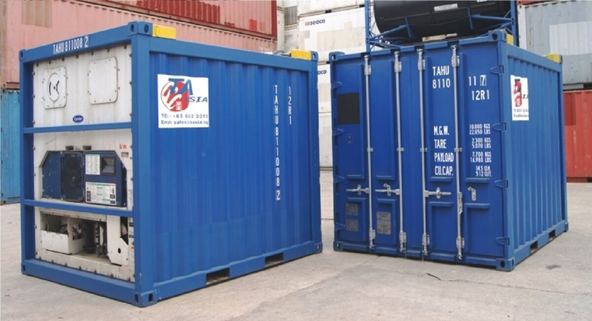 How to Buy the Perfect Refrigerated Shipping Container for Your Business?