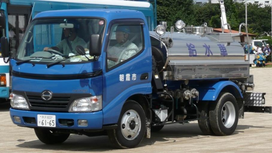 Water Tank Trucks: All You Need to Know